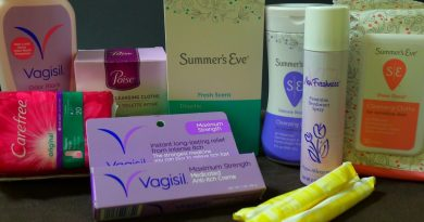 Žene, znate li za toksine koji se nalaze u uobičajenim ženskim proizvodima?